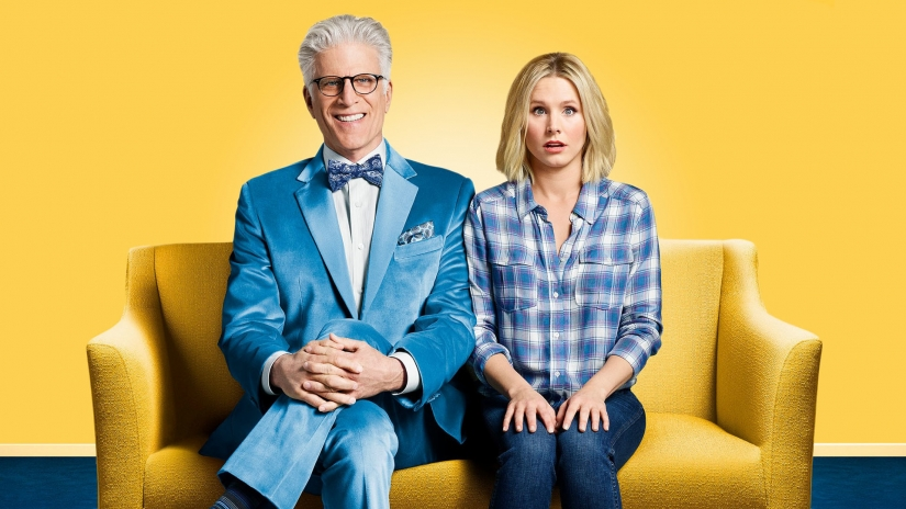 critique The Good Place